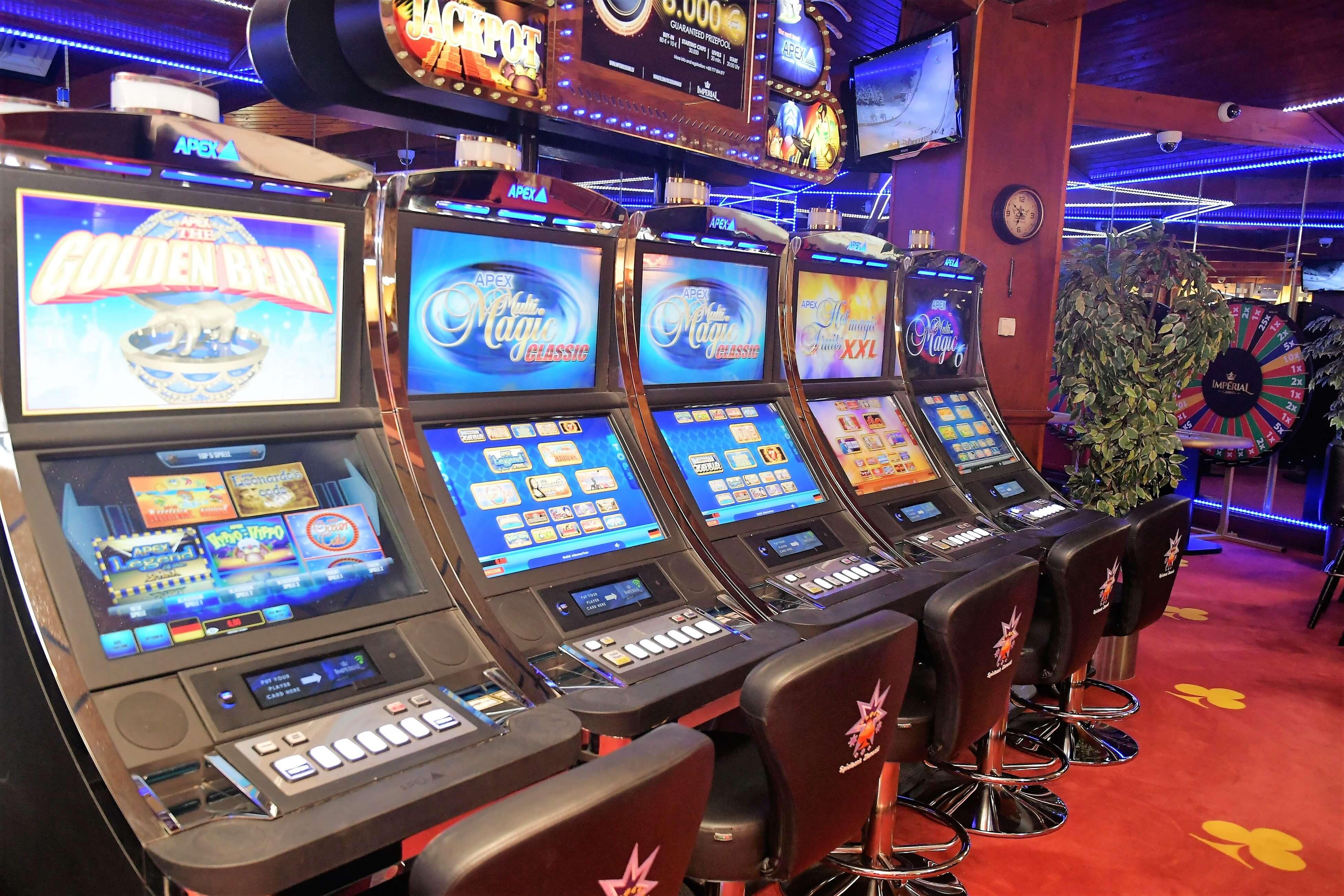 Порадует крупными выигрышами игровой автомат Imperial Opera